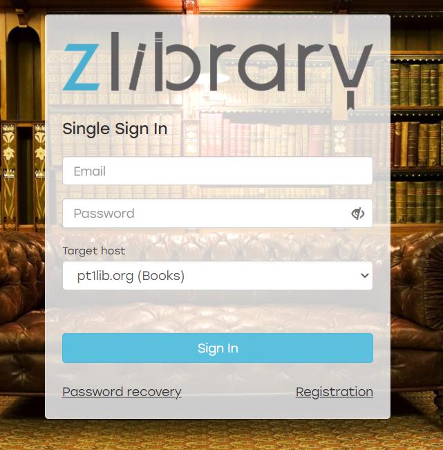 z library step 3